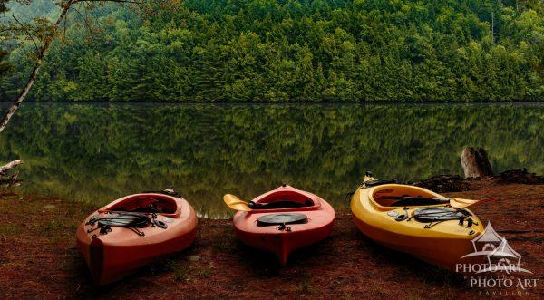 3 Kayaks (Limited Edition)