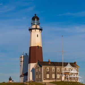 Montauk Lighthouse Portrait