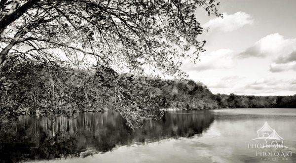 Southards Pond Panorama