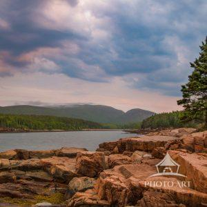 Photographer: Joanne Henig Photography Date: June, 2016 Location: Acadia National Park, Maine, USA