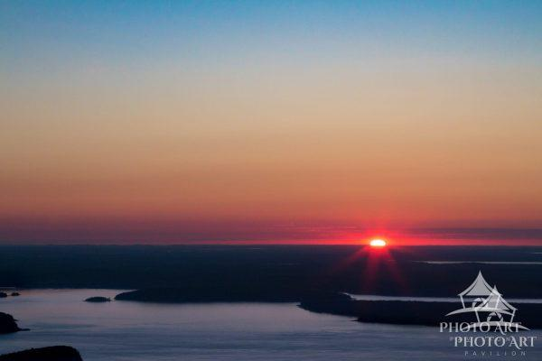 Photographer: Joanne Henig Photography Date: June, 2016 Location: Cadillac Mountain, Acadia National