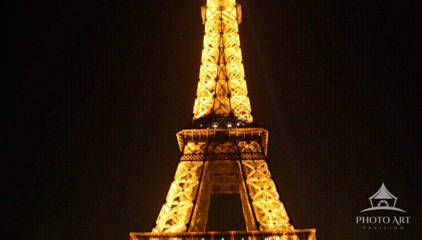 The Tour Eiffel, the pride of France, for good reason.