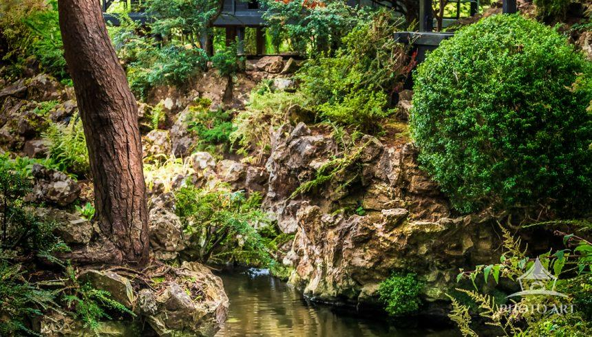 The Irish National Stud's Japanese Gardens were laid out by Japanese master horticulturist Tassa