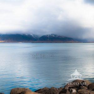 The town of Reykjavík means 'smokey bay' in Icelandic.