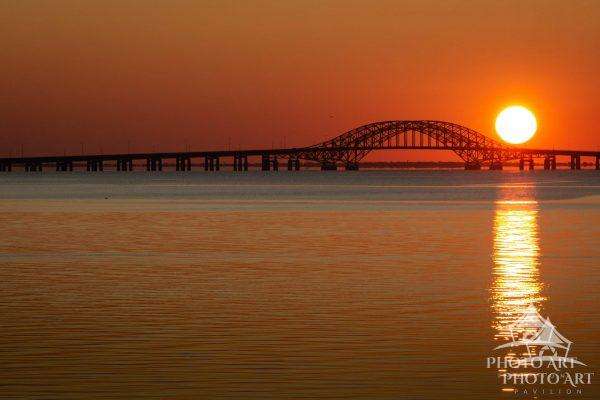 A Long Island November sunrise