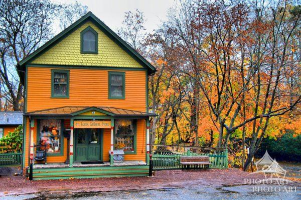 The St. James General Store in St. James, NY is the oldest operating General Store in America.