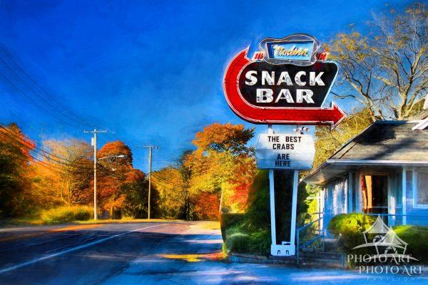 The Modern Snack Bar in Aquebogue may not be a Snack Bar or Modern anymore, but it still is a great