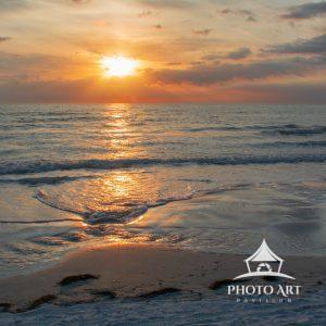 Sunset At Redington Beach Florida.