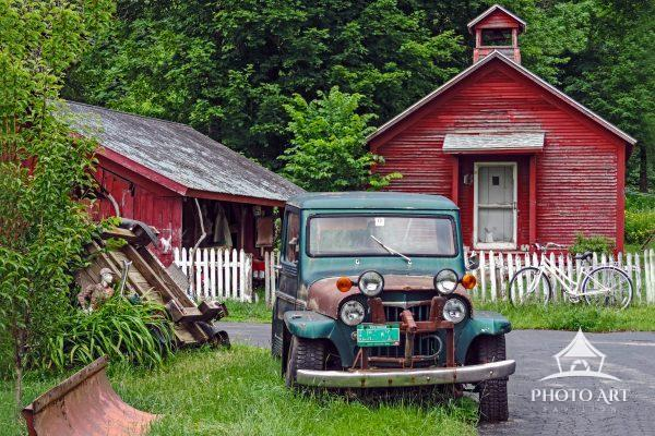 Often people move to more rural areas for small town living and lots of outdoor activities. For