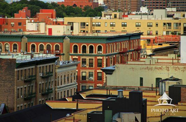 View of Harlem from Morningside Heights