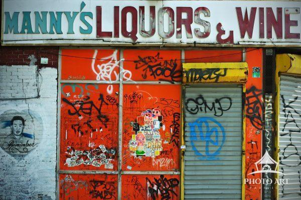 Manny's Liquors & Wines