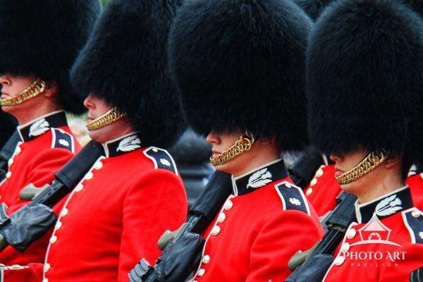 While spending some time on London, the changing of the Royal Guards at Buckingham Palace was on my