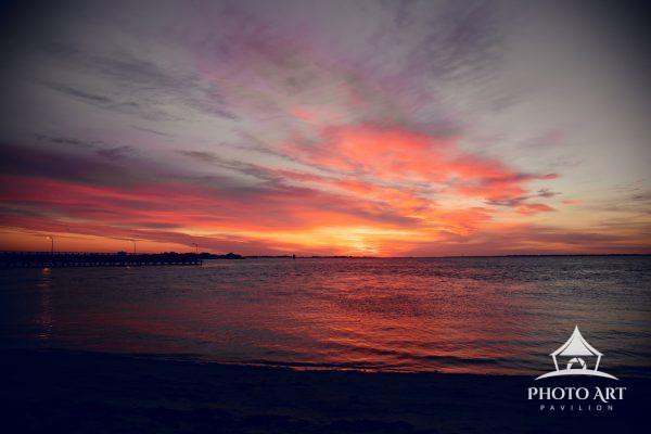 Captree Boat Basin Sunrise