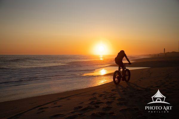 moses beach biker