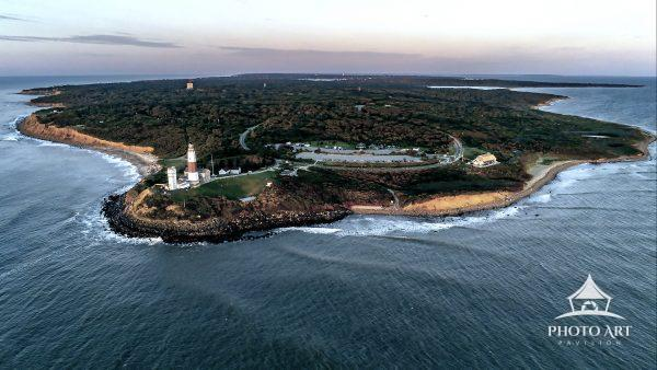 The End of the Southfork of Long Island, Montauk Lighthouse