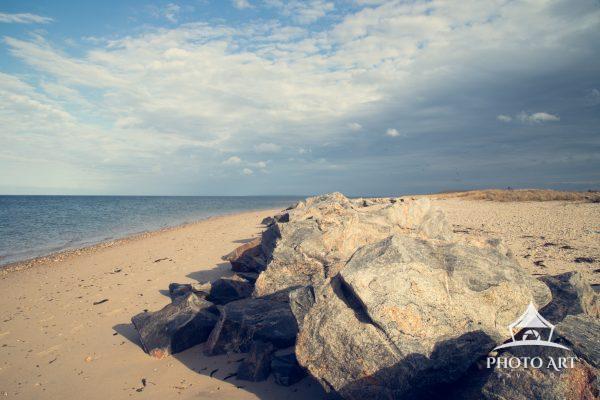 Cedar Point Rocks