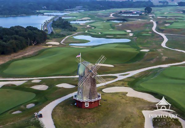 National Golf Links of America is a prestigious links-style golf course in Southampton, New York,