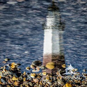 A different take on the iconic Montauk Point Lighthouse