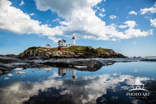 Nubble Lighthouse Maine