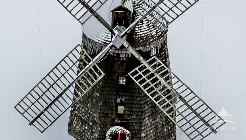 Corwith Windmill at Water Mill is a historic mill on NY 27 and Halsey Lane in Southampton, New York.