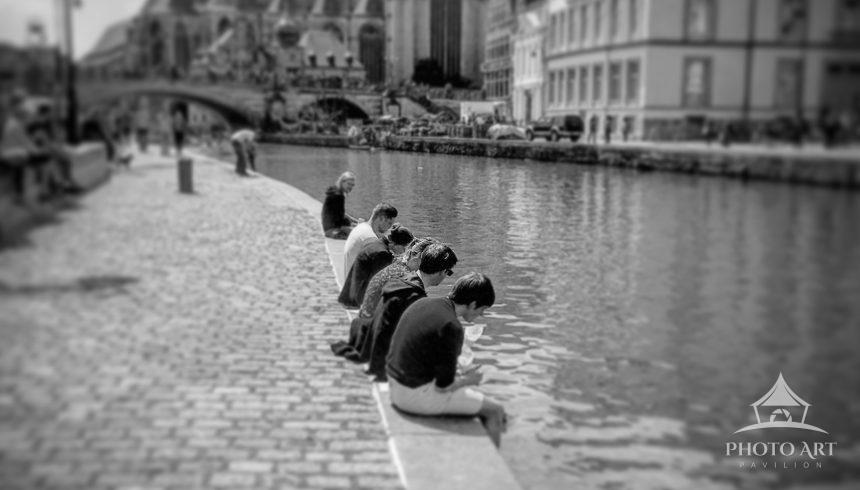 Gents in Ghent