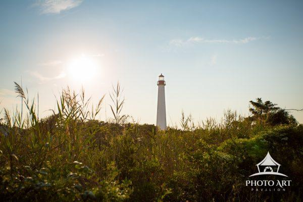 Lighthouse at Cape May, NJ. 8/20