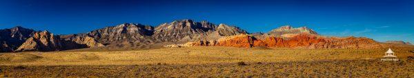 Red Rock Canyon Pano