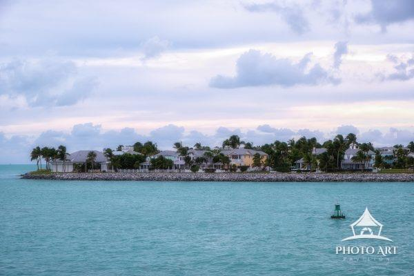 A sailor's view of Key West Florida